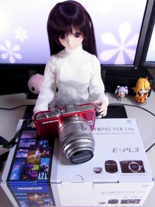 E-PL3購入♪