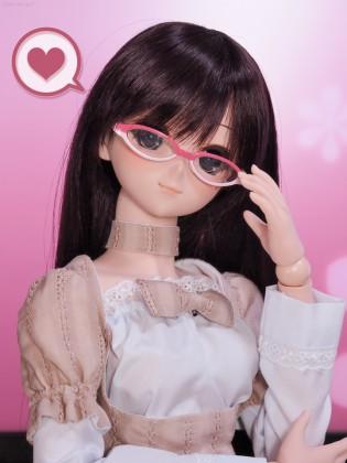 久慈川りせのメガネ