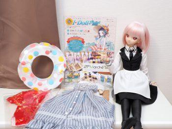 I・Doll Festival 2018 で購入♪